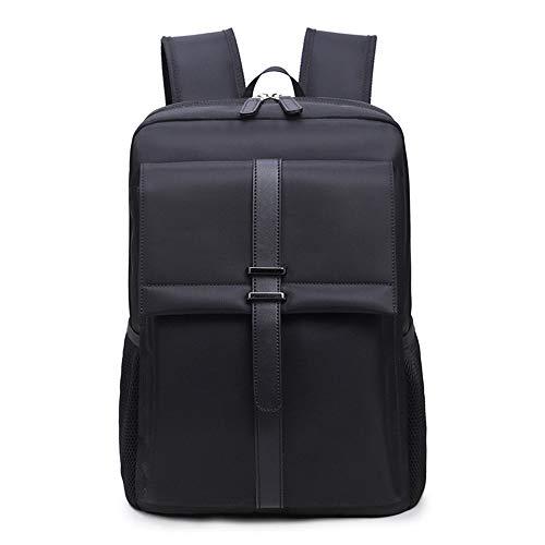 Neue Männer Rucksack Business Geschenk Rucksack Männer und Frauen Computer Tasche große Gymnasiast Tasche schwarz 14 Zoll
