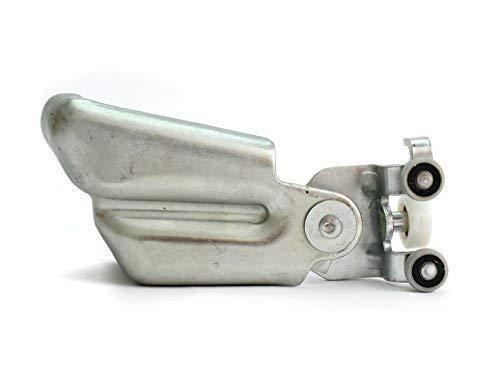 Galet guide centrale porte latérale coulissante Jumper Boxer Ducato 9033K1 9033E