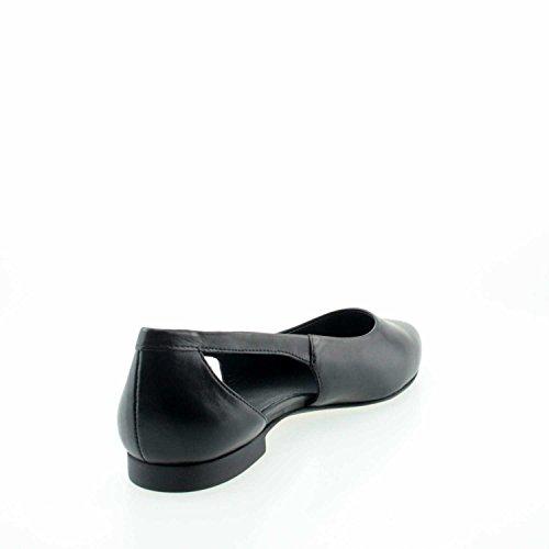 Paul Green | Ballerina klassisch spitz | schwarz Schwarz