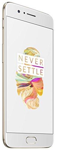 OnePlus 5 (Soft Gold, 6GB RAM + 64GB memory)