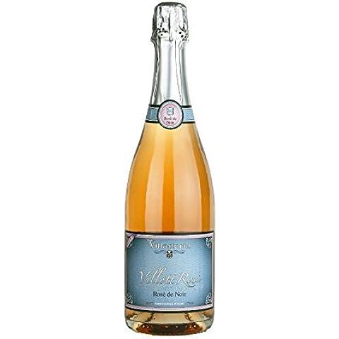 Vino Villott Metodo Classico Rosé, Az. Agr. Villadoria (NV) - 1 Bt. 0.75L