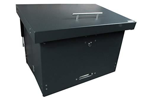 anytime Box – faltbarer Paketkasten aus Stahl - 2
