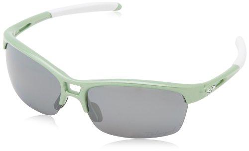 Oakley Unisex Sonnenbrille Oo9205 Rpm Squared Honeydew Pearl/Schwarz Iridium Polarized (S3)