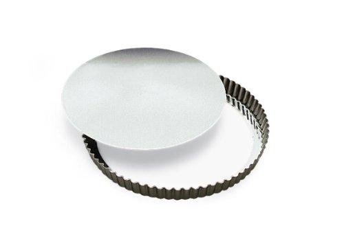 Gobel Tarteform mit Hebeboden, gewellter Rand, rund, 24cm