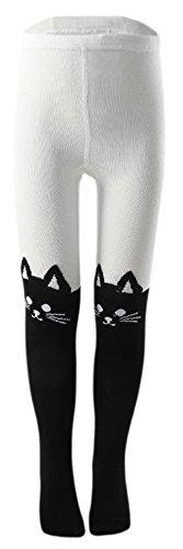 Galleria fotografica EOZY-Collant Bambina Calzamaglia Ragazza Leggings Fumetto Invernali Calze