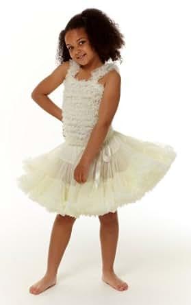 Ivory Pettiskirt/Tutu (age 6 -8 years)