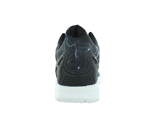 adidas ZX Flux Unisex-Erwachsene Laufschuhe Black