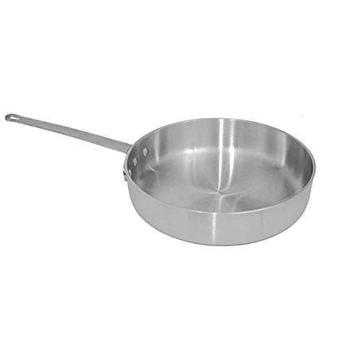 "Update International (ASAU-7) 14"" Aluminum Saute Pans"
