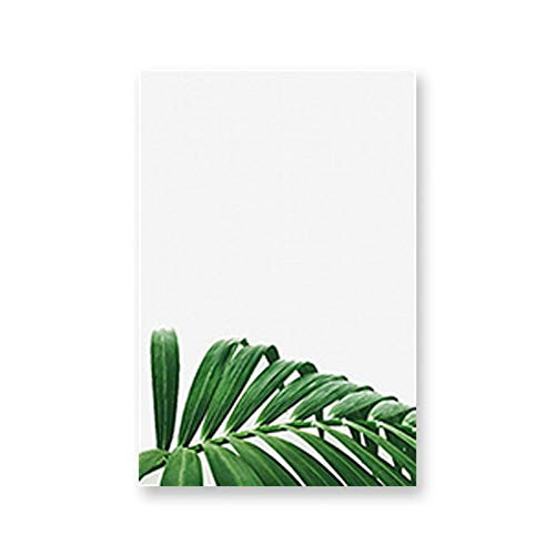 CFGCH Poster Plant Leaf Decorative Wall Plaques Paintings for Living Room Wall Home Decor,30X40Cm No Frame,05 - Wall Plaque-form