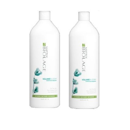 matrix-biolage-volumebloom-shampoo-conditioner-1000ml-tween-duo