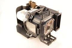 PJxJ Ersatzlampenmodul mit Gehäuse VT85LP, LVLP26 fr NEC VT480 / VT490 /...