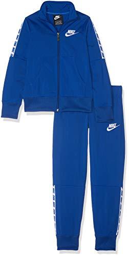Nike G Nsw Trk Tricot Trainingsanzug, Blau (indigo force/White/438), XL -