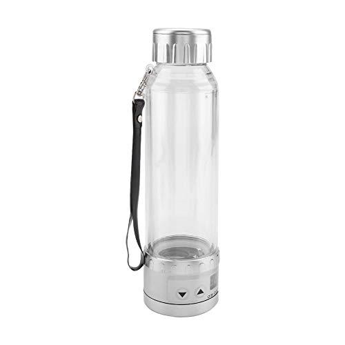 Fdit 12 V / 24 V 75 Watt 280 ml Auto Wasserkocher Reise Teebecher Wasser Heizung Tasse Flasche mit Getränkehalter(Splitter) (Reise-wasser-heizung)