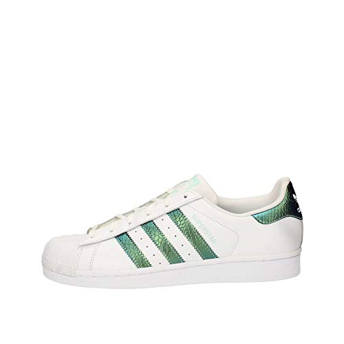 Adidas Superstar J, Zapatillas de Deporte Unisex Adulto