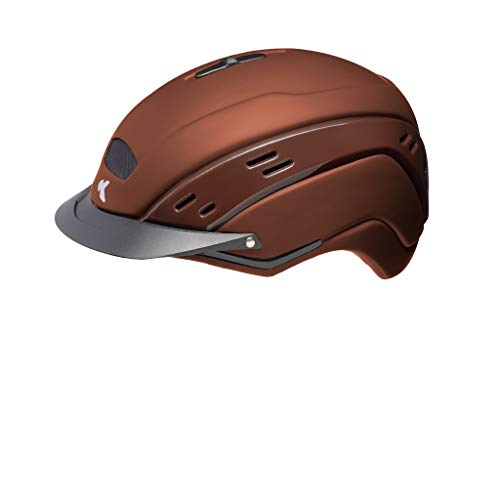 KED Reithelm Cocon II Brown Glossy, M