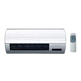 31ZInxyTCaL. SS324  - MT - Calefactor electrico de pared mini. mando a distancia. 2 potencias: 1.000/2.000 w. funcion solo ventilador. 51,5x38x41 cms.