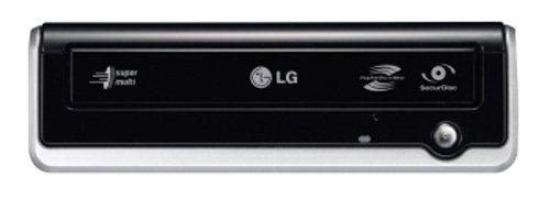 LG externer DVD Brenner GE20LU10 +16x8x12x -16x6x12x schwarz USB2 Retail