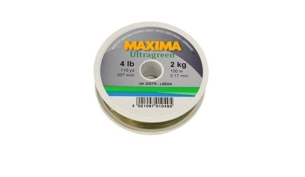 50m 20lb Maxima Clear