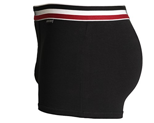 JULIUS SPEER UNDERWEAR I Exclusive & hochwertige Herren Retro-Boxershorts / Retro-Shorts / Trunks 3er Pack