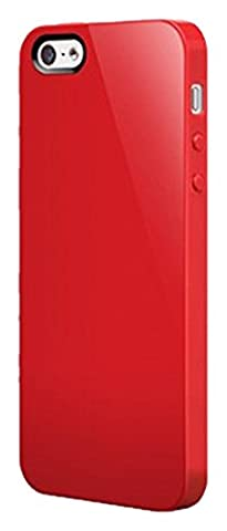 SwitchEasy NUDE Red iPhone 5/5s