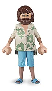 Viving Costumes, S.L. Disfraz de Playmobil Movie Del - 5-6 años