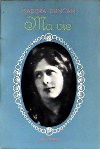 Isadora duncan. ma vie