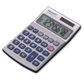 Sharp EL 240SAB Calculator