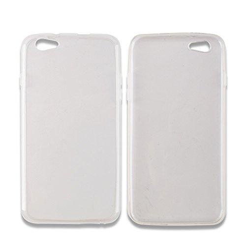 Original TPU Transparent Silikon Tasche Case Etui Cover Hülle für Oukitel U7 Pro
