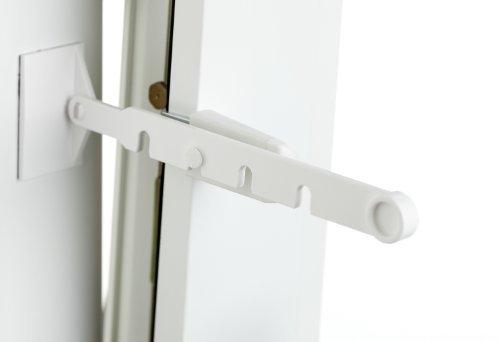 cg-sonnenschutz Kipp-Regler (Nr. 27) zum Einstellen der Fensteröffnung 4er Set