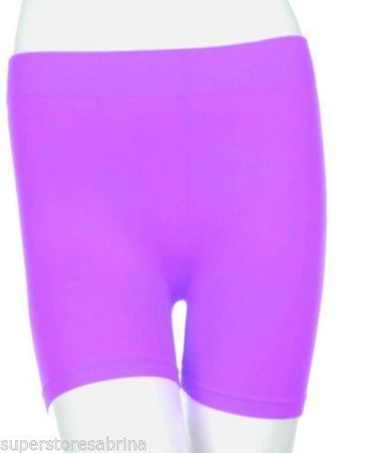 YouLookHot - Short de sport - Femme Multicolore bigarré taille unique Lilas