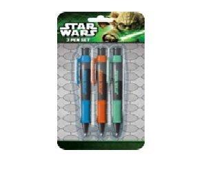 Anker - Set Di 3 Penne Di Star Wars
