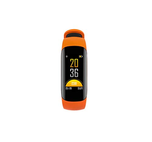 AA-SS Farbe LCD-Bildschirm Smart Armband Farbe LCD-Bildschirm Smart Band Herzfrequenz-Blutdruckmessgerät Smart Armband Armband Fitness Tracker Uhr