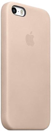 Apple Custodia in pelle iPhone 5 e iPhone 5s, Beige