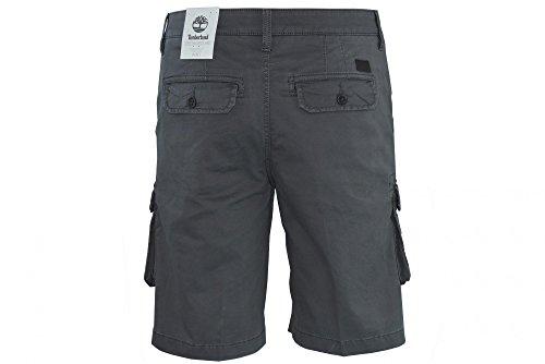 TIMBERLAND man short-sleeve shorts A1KDO J55 36 Grigio