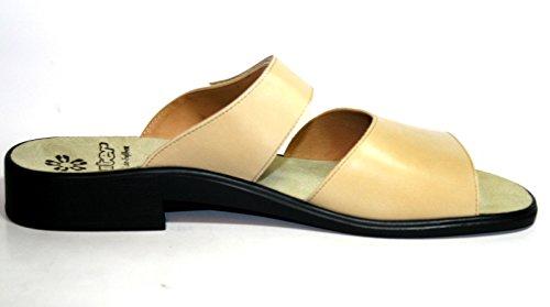 Ganter Clio 203001, Donna Pantofole, Ampiezza F Sabbia