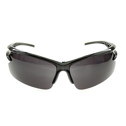 Driving sunglasses night vision goggles sports mirror sunglasses , gray