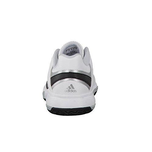 adidas Response Approach Tennisschuh Kinder weiß / schwarz