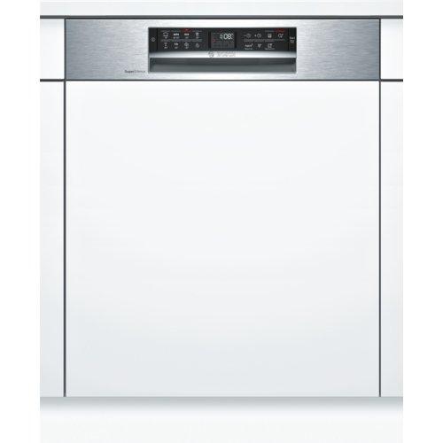 Bosch Serie 6 SMI68MS07E Semi intégré 13places A++ lave-vaisselle - Lave-vaisselles (Semi intégré, Stainless steel,Not applicable, LED, 1,75 m, 1,65 m, 1,9 m)