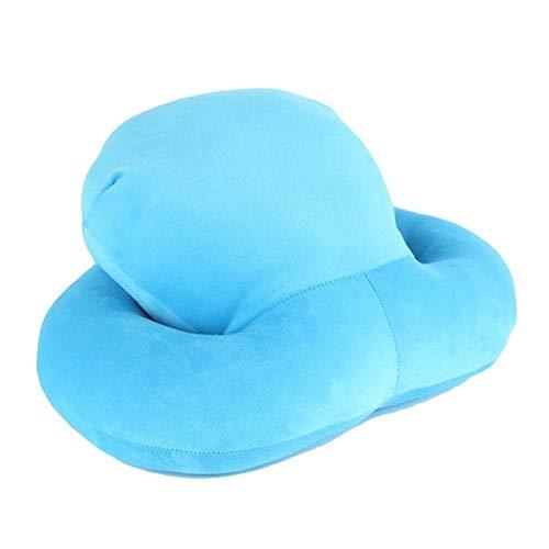 ZLRN Octopus Style Super Soft Nap Kissen Reisekissen Flugzeug Schlaf unterstützt tragbare Memory Foam Home Nackenkörperkissen
