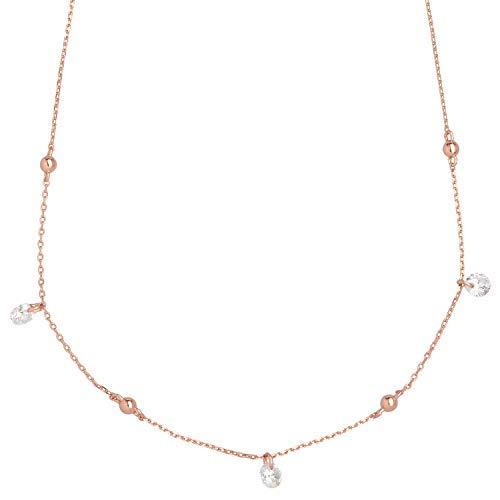 Xenox Damen-Halskette Bohemian Shine XS3580R