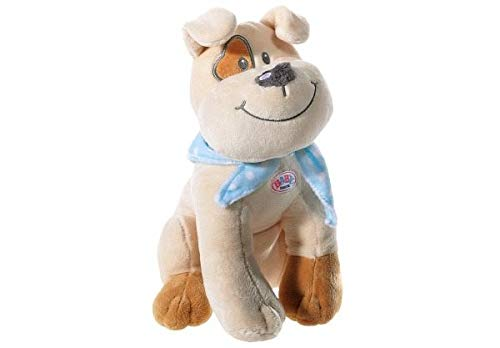 "Baby Born 705470 Hund""Bello\"", beige"