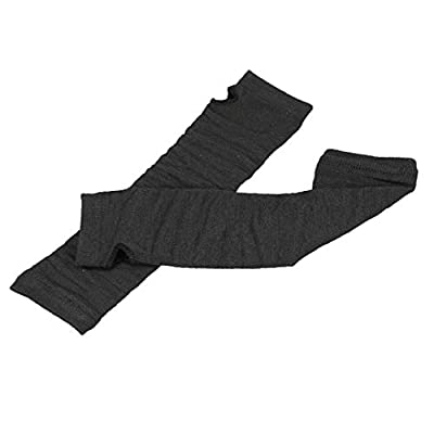 Voberry Women's Winter Wrist Arm Hand Warmer Knitted Long Fingerless Gloves Mittenwinter Wrist Arm Hand Warmer Knitted Long Fingerless Gloves Mitten