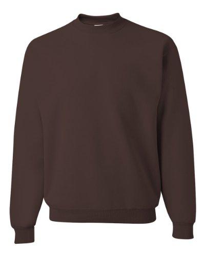 Jerzees Herren NuBlend Rundhalsausschnitt Sweatshirt -  -  (Jerzees-baumwolle-pullover)