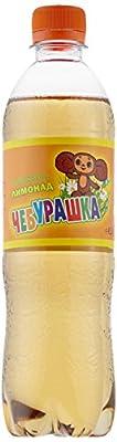 """Monolith Erfrischungsgetraenk mit Tutti-Frutti-Geschmack """"Limonad Cheburashka"""", 12er Pack (12 x 500 ml)"""