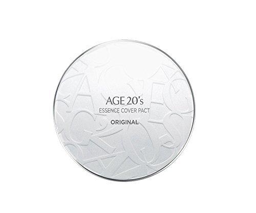Age 20's Essence couverture poudre blanc latte original SPF50 + PA +++ (12.5gx 2EA) # 21 blanc beige saison 6 par 20 ans