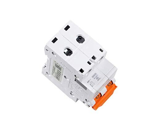 SKDBJ Haushalts Miniatur Open air auslaufschutz 2 P kleine Schalter einpolige luftschalter Kurzschluss überlastschutz, 2 P 50A -