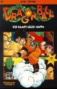 Dragon Ball 19. Der Kampf gegen Nappa.