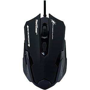 Dragonwar Emera ELE-G11 Gaming Mouse (Black)