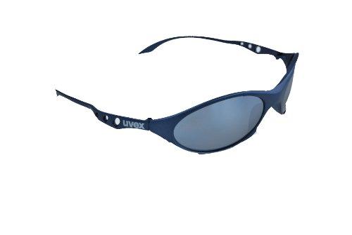 Preisvergleich Produktbild Skiweb Junior Sonnenbrille von Uvex Sparky – Alter 4–8 Blau blau Taille Unique