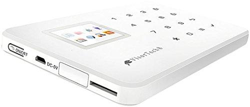 GSM-Funk-Alarm-Systeme: GSM-Alarmanlage mit Funk- & Handynetz-Anbindung - 9